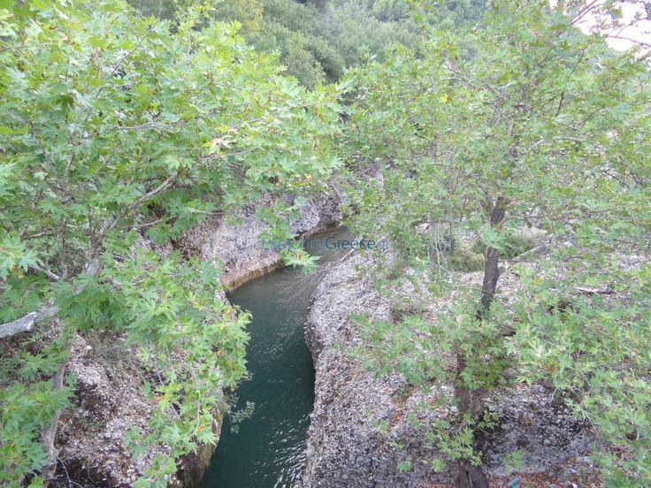 Erymanthos river Gortynia region Arcadia Peloponnese