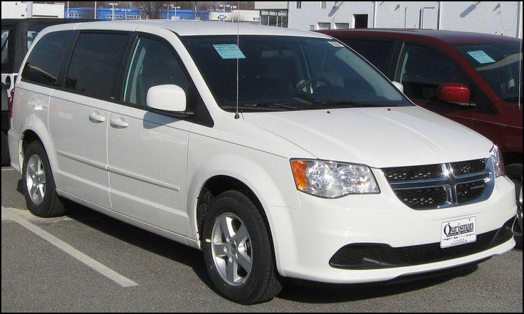 2007 Dodge Grand Caravan Tire Size