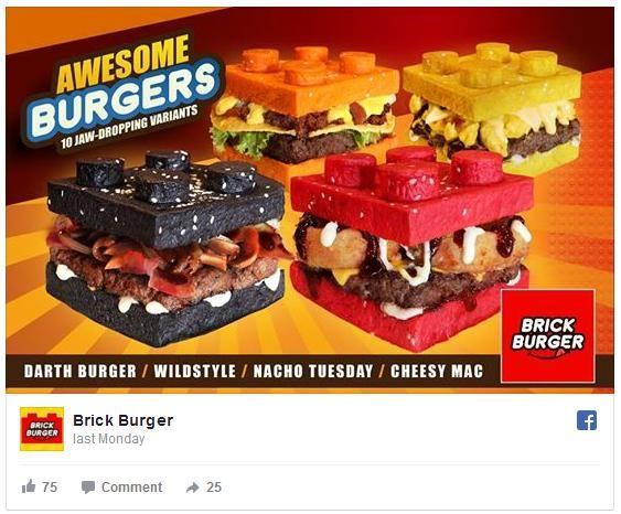 世界中にコレクターがいる、カラフルなおもちゃの「レゴブロック」。本日ご紹介したいのは、レゴ好きなら胸がときめくこと間違いなしの食べ物です。  フィリピンで展開さ …