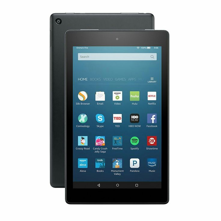 Amazon Fire HD 8 Tablet with Alexa #tablet #amazon #ereader