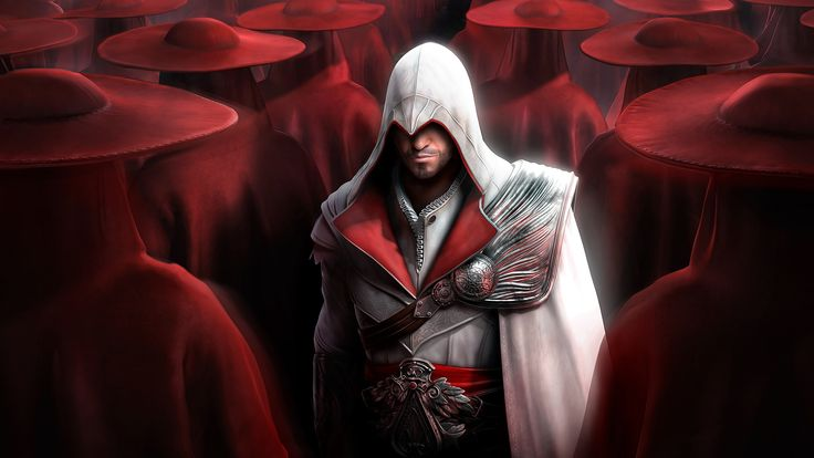 Assassins Creed 2 HD Wallpapers
