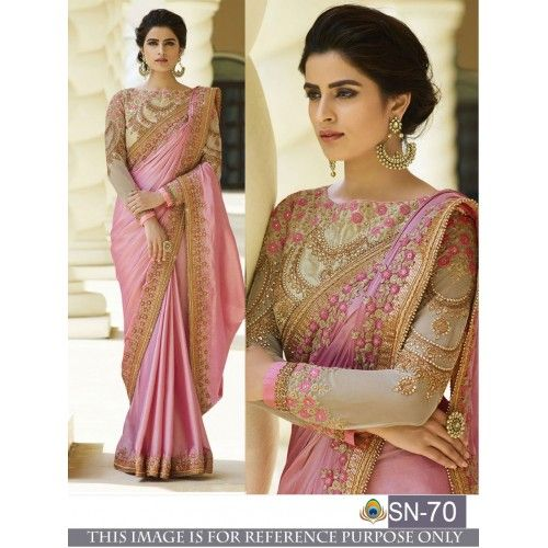 Gorgeous heavy bember silk embroidered ceremonial saree 15