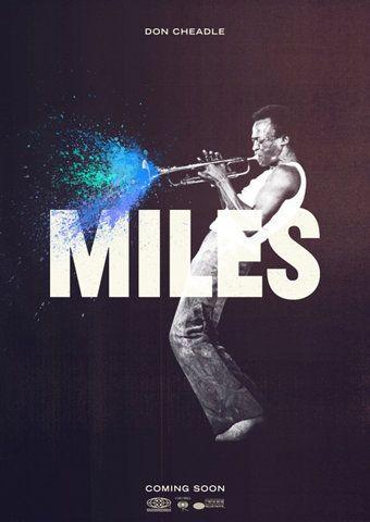 Nice MIles Davis poster.