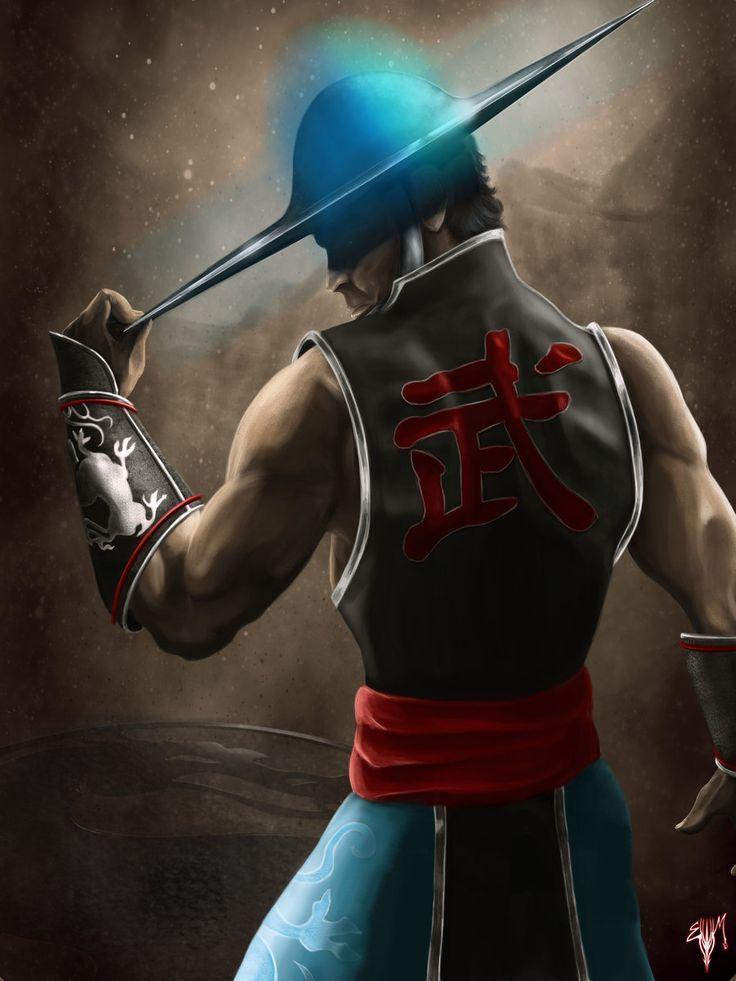 MK Legacy Kung Lao II by Esau13.deviantart.com