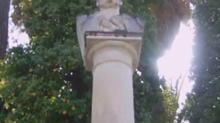 Ο κήπος των ηρώων στο Μεσολόγγι  E Minor Prelude Chopin