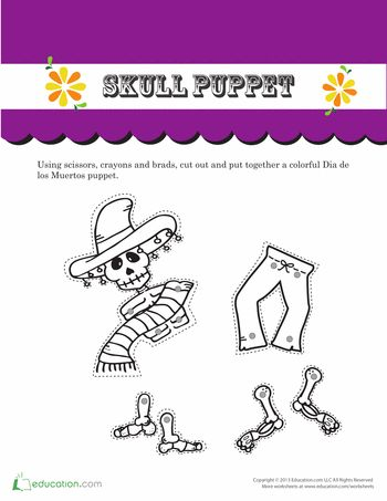 Worksheets Day Of The Dead Worksheets 34 best images about day of the dead on pinterest coloring catrina