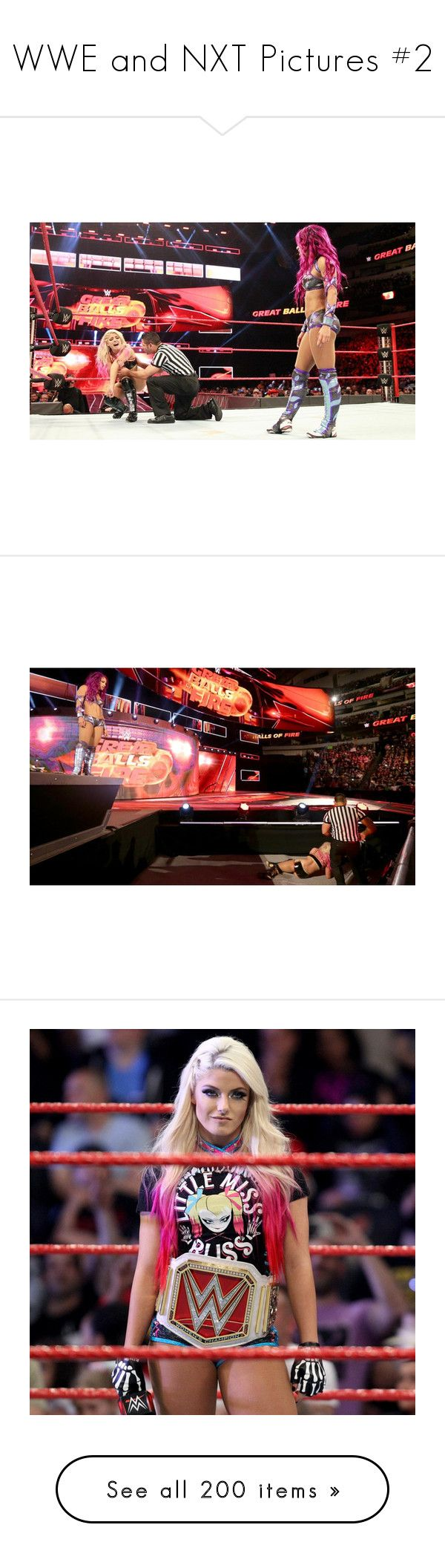 """""""WWE and NXT Pictures #2"""" by makhinegankaller14 ❤ liked on Polyvore featuring bags, wwe, seth rollins, finn balor, home, home decor, fox home decor, dar, kane and sami zayn"""