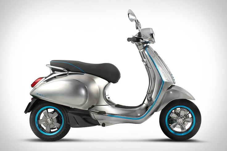 It's becoming obvious that electric vehicles are the future, whether you think that's happening in the next five years or the next thirty. The Vespa Elettrica Electric Scooter promises to bring all-electric mobility to this iconic two-wheeled transport. While details...