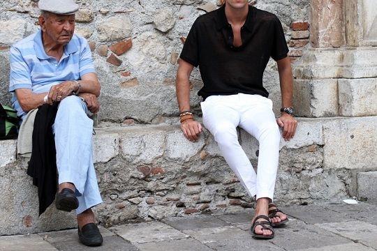 Η σωστή και η λάθος σαγιονάρα - Dress Code - STYLE | oneman.gr