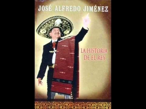 jose alfredo jimenez amaneci en tus brazos - YouTube