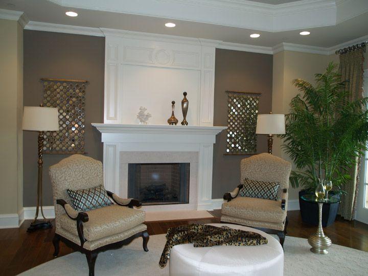 New residential condominium custom painting, at The ...