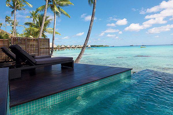 French Polynesian honeymoon