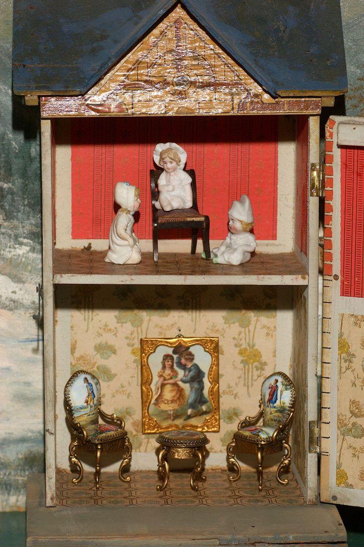 wohnzimmermobel jugendstil : 882 Best Moritz Gottschalk Images On Pinterest Doll Houses