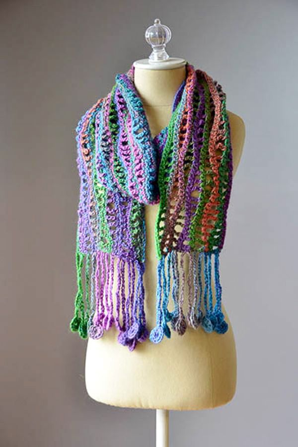 48 Free And Easy Crochet Scarf Pattern Image Ideas Part 22 Scarf Crochet Pattern Scarf Pattern Crochet Scarves