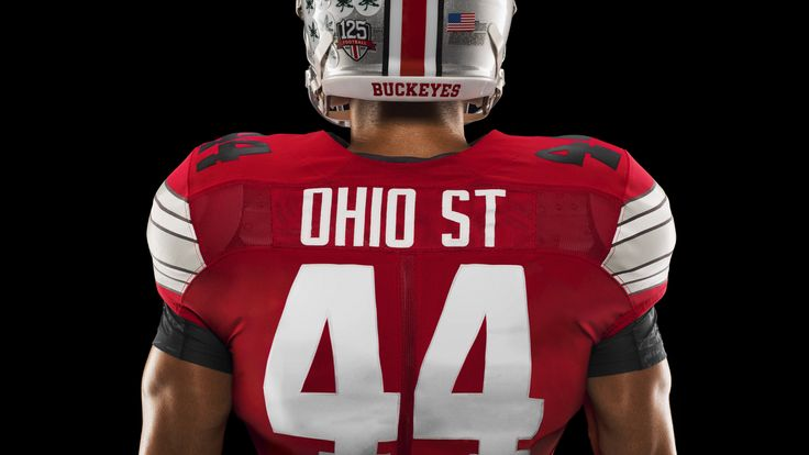 Image result for ohio state football uniforms