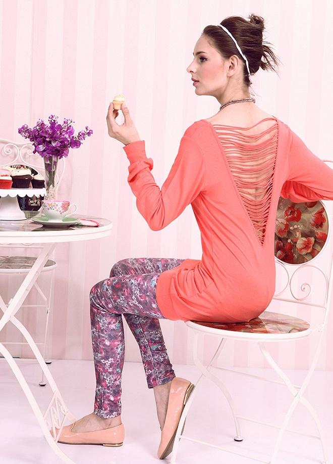 Pink Lady Tunik Markafonide 54,90 TL yerine 29,99 TL! Satın almak için: http://www.markafoni.com/product/3851777/