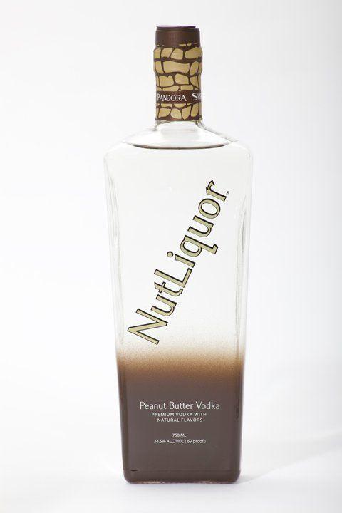 NutLiquor, A Peanut Butter Flavored Vodka   Butter ...