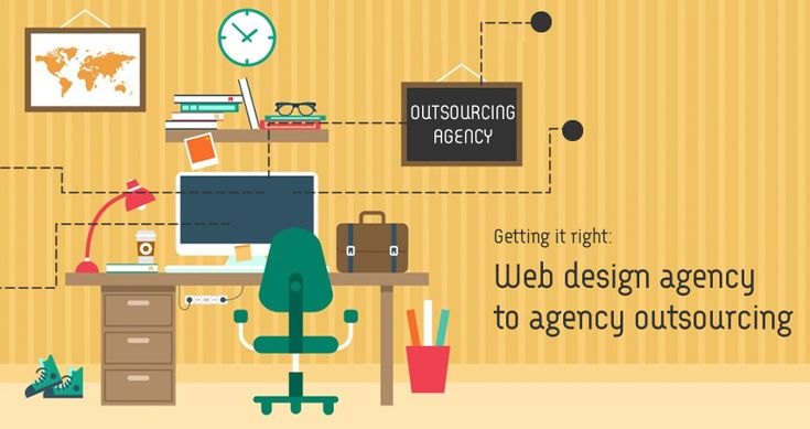 Web design agency to agency outsourcing USA, UK, India are so popular B2B…