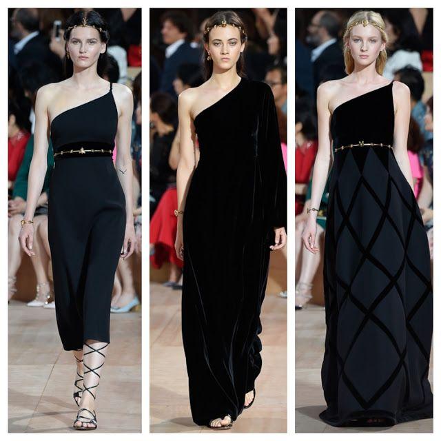 Nick Verreos: INFORME DE PISTA ..... Valentino Haute Couture Otoño / Invierno 2015, fotos + Runway Vídeo!