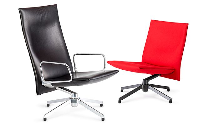 Knoll Barber Osgerby Lounge Chair