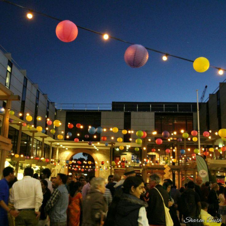 Diwali Festival of Light at Deakin University Waterfront Campus Geelong