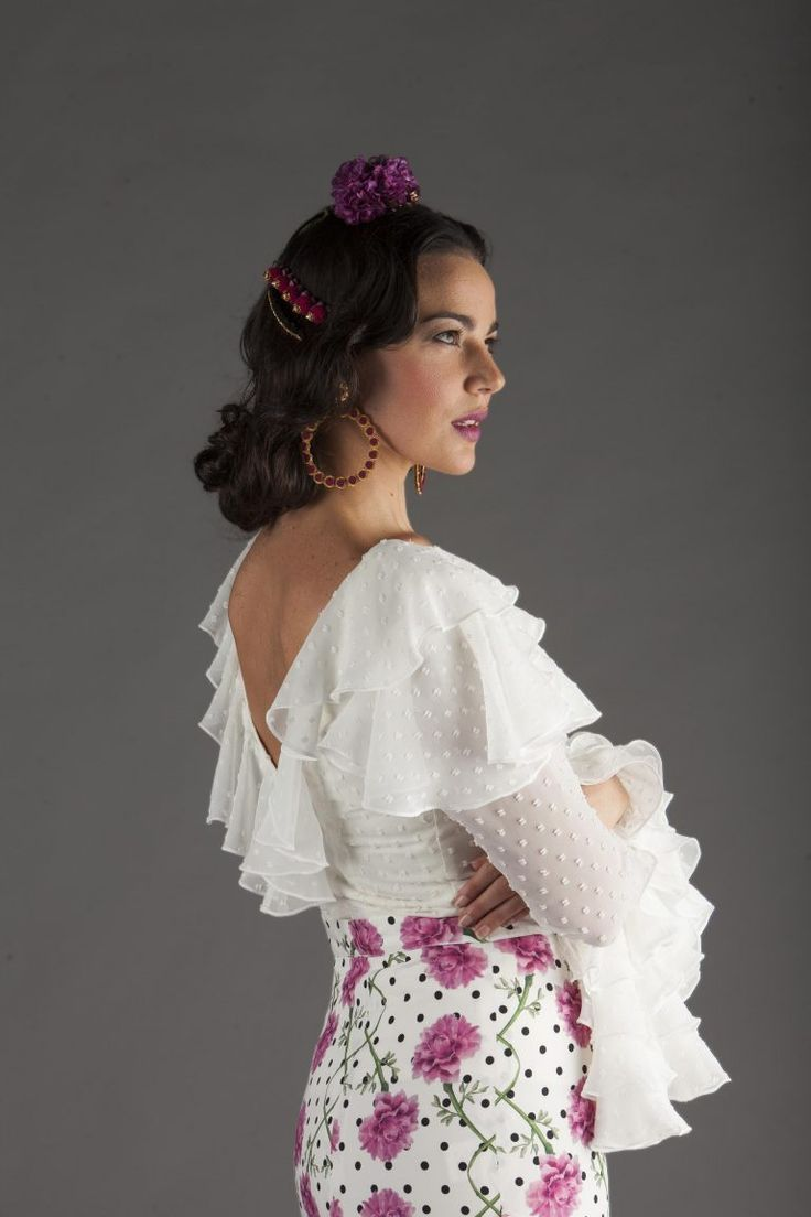 Moda Flamenca 2017 . Accesorios.El Ajolí