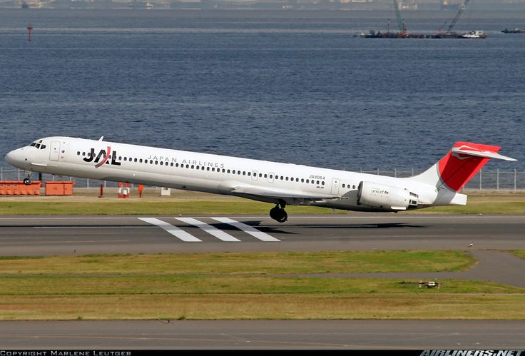 McDonnell Douglas MD-90-30 aircraft picture