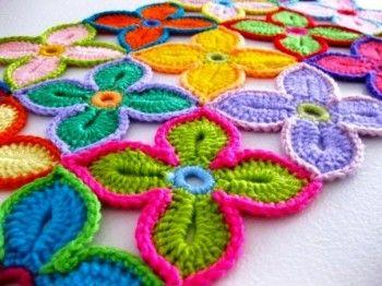 Гавайские цветы