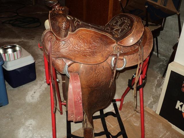 big saddels | South Dakota Tack - Western Saddles For Sale - Big Horn Saddle