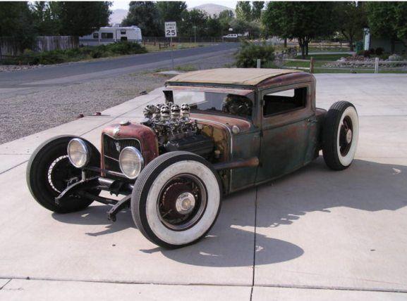 ratrod - my friday car