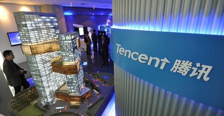 Tencent Menjadi Perusahaan Asia Pertama Yang Bernilai Lebih dari 6,756 Triliun Rupiah
