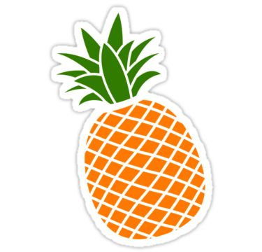 Pineapple by Stock Image Folio