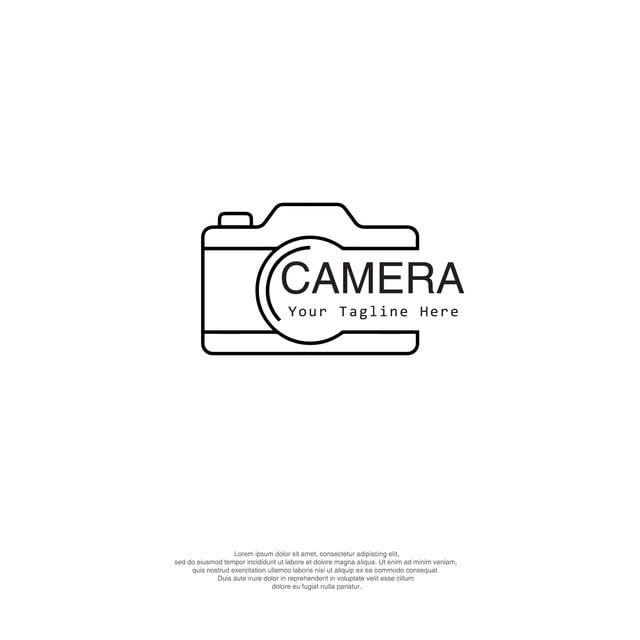 Camera Logo Design Camera Logos Design Camera Logo Text Logo Design