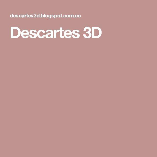 Descartes 3D