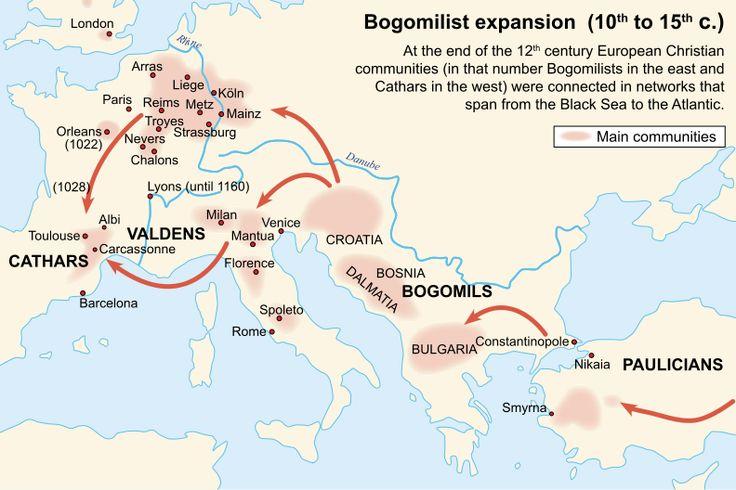 Sigismund's war on Bosnia: was it a crusade against the Bogomils? | Sankt Georg, Schutzherr Europas