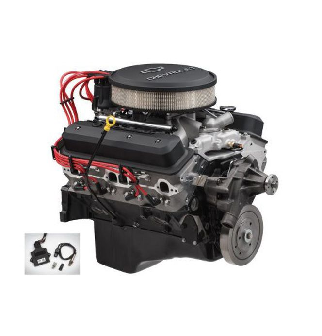 The Zz6 Efi Crate Engine Combines The Drivability Advantages Of Electronically Controlled Fuel Injection With Th In 2020 With Images Crate Engines Classic Chevy Trucks Engineering