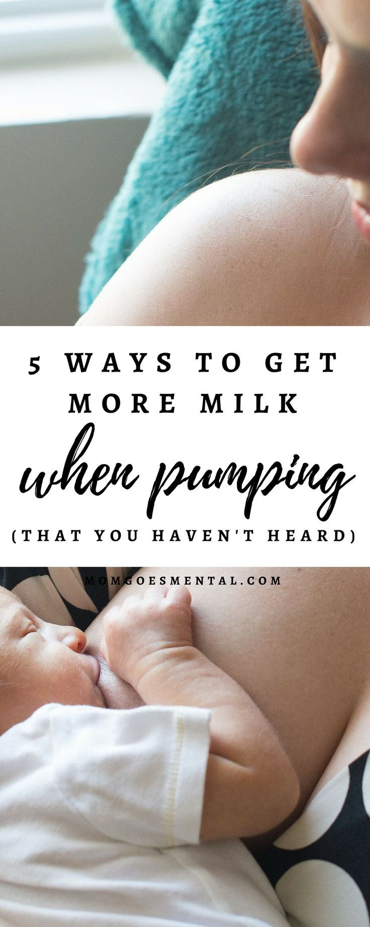 5 New Ways To Get More Milk When Pumping Plus, The -9017
