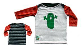 Super Green Screen Long Sleeve T-shirt circa 2009