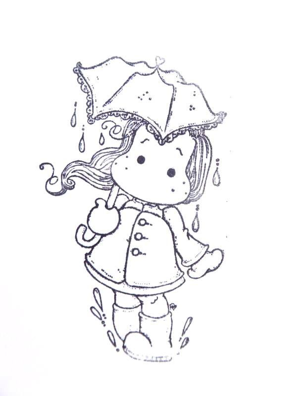 magnolia stamps coloring pages - photo#22