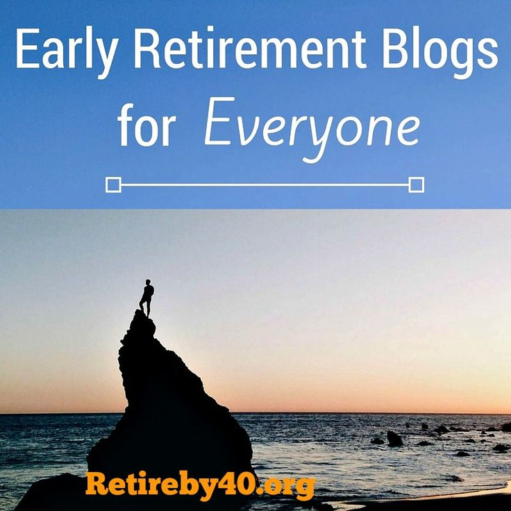 If you're anything like me, you can't get enough of early retirement blogs. Here is a list of every good Early Retirement blogs on the internet.