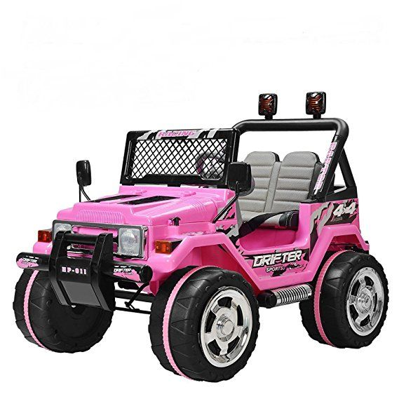 Ride On Cars For Kids Uenjoy Kids Ride On Jeeps 12v Kids Electric Car With Remote Control 4 Speeds Head Lights Model Hp 011 Kids Ride On Riding Power Wheels
