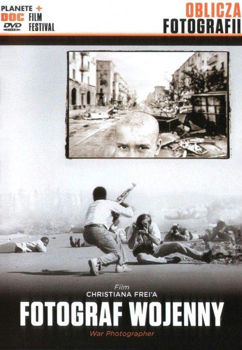 War photographer,     Christian Frei