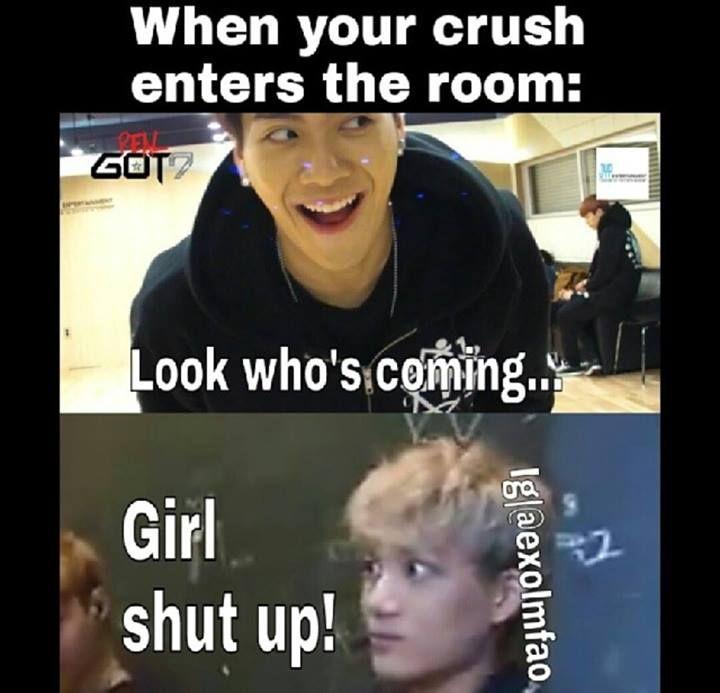 Funniest Kpop Meme : Images about kpop funny macros on pinterest memes