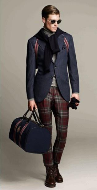 Hackett London A/W 2012Hackett London, Gentlemens Style, Pants, Men Style, Dandy Man, British Style, Men Fashion, Menswear, Winter Fashion