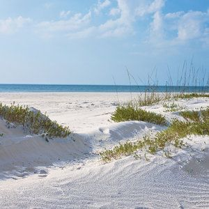 Siesta Beach, Siesta Key, Sarasota, Florida