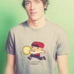 """t shirt_patufet: """"Patufet"""" is the main character of a famous traditional Catalan folk tale."""