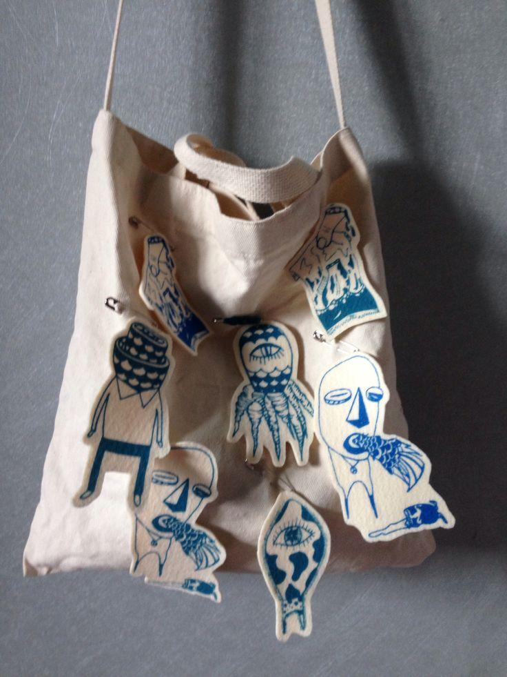 Silk screen/bag