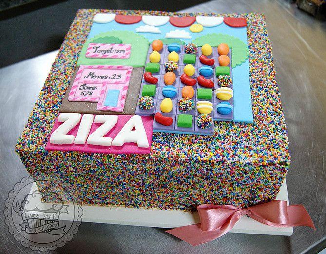 Candy Crush Cakes Crushes Forward Cake
