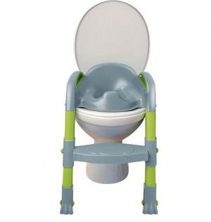 Kiddyloo Toilet Trainer by Thermobaby : Potty Seats & Toillet Trainers : Diapering and Potty : BABYRAMA Total Baby Store Ltd.