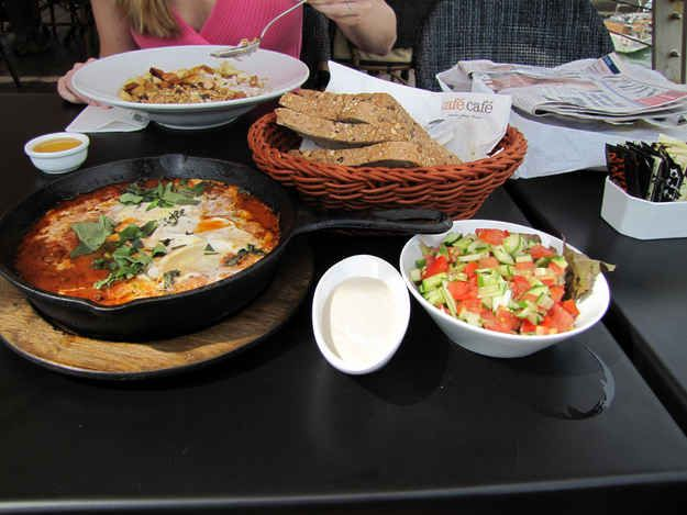Israel   18 Images Of What Breakfast Looks Like Around The World